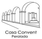 Logo Casa Convent, Peralada